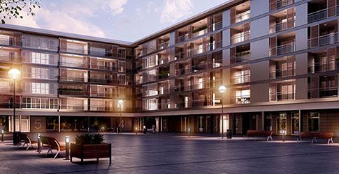 Valdebebas | Mapa interactivo parcelas suelo residencial y