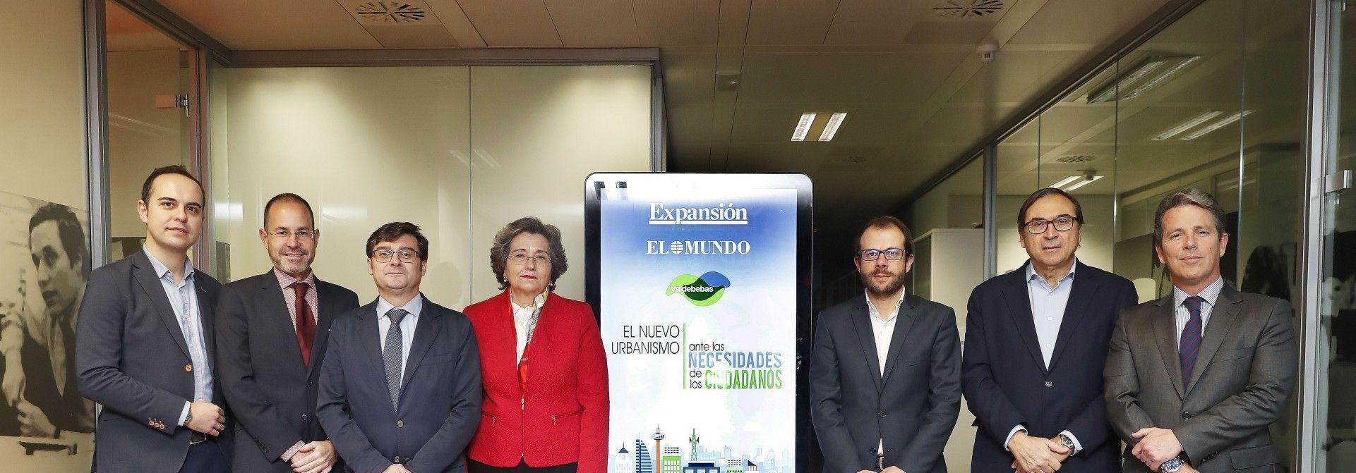 Primer foro Valdebebas-Unidad Editorial <br/> 'El urbanismo del futuro'