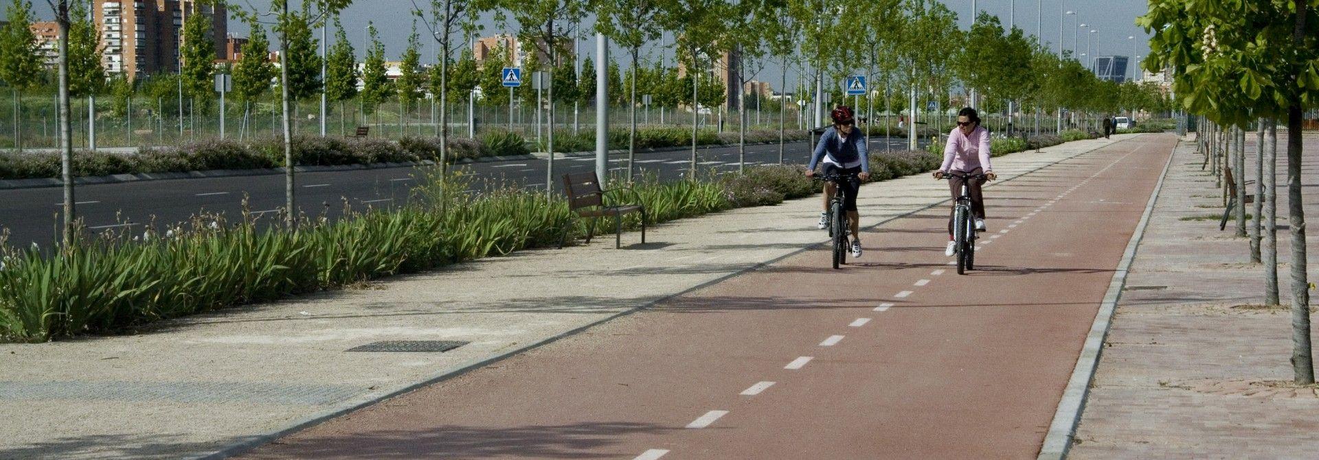 Las zonas verdes de Valdebebas protagonistas del deporte en Madrid