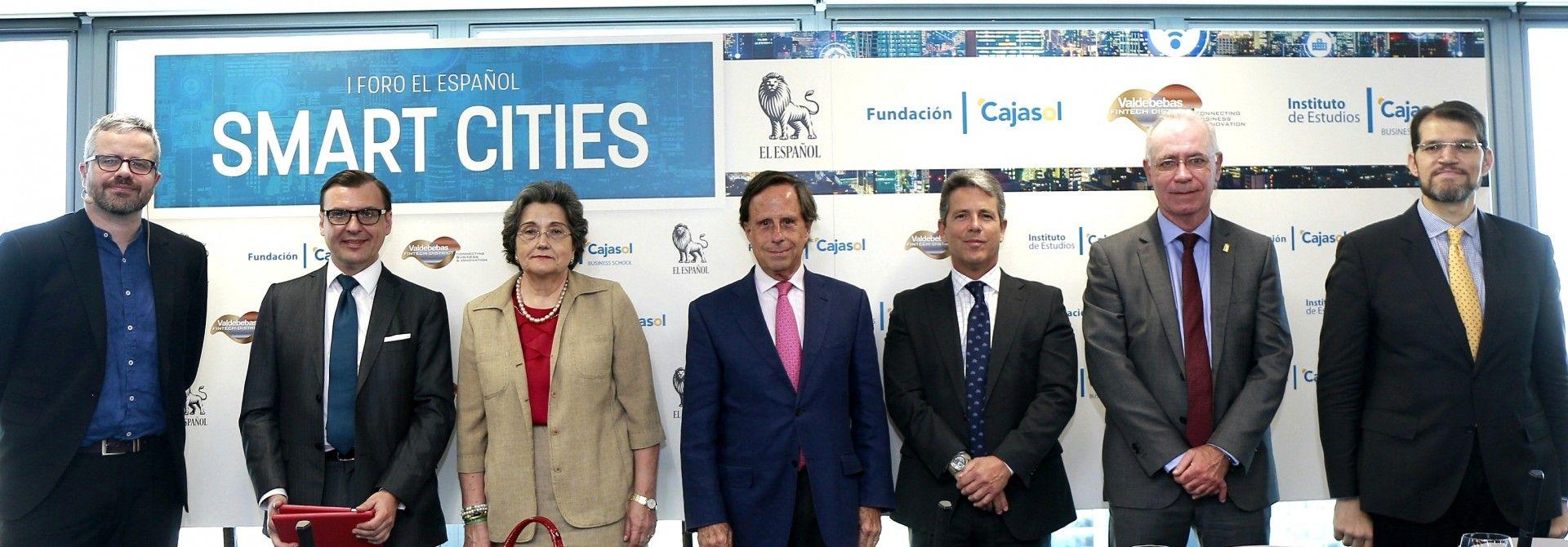 Valdebebas Fintech District inaugura el I Foro de Smart Cities