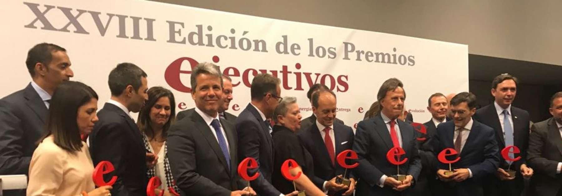 Valdebebas Fintech District, galardonado como<br/> 'Mejor Proyecto del año'