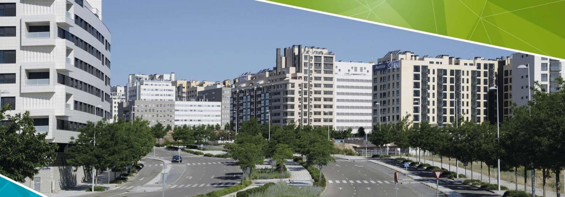 20.000 personas viven ya en VALDEBEBAS <br/>ciudad residencial