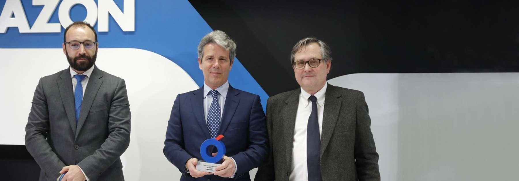Premio especial de la Comunidad de Madrid al ámbito urbano más sostenible