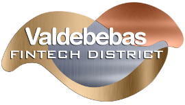 Logo Valdebebas Fintech District