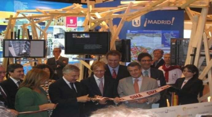 Valdebebas, Patrocinador Oficial de SIMA 2011