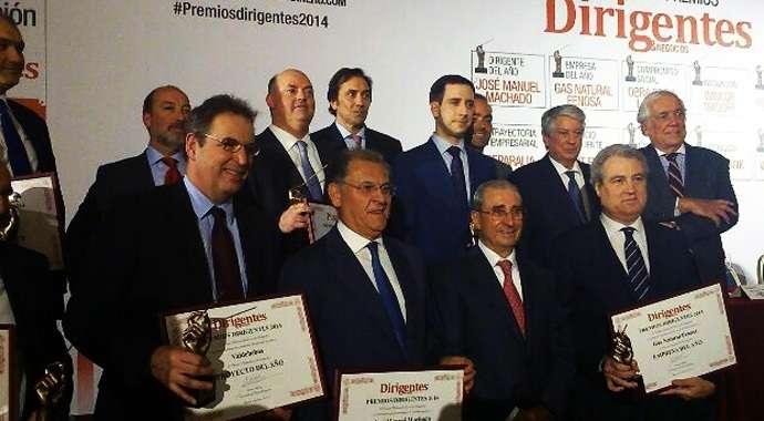 Nota de Prensa 26/02/2014 - Valdebebas recibe el Premio Dirigentes al