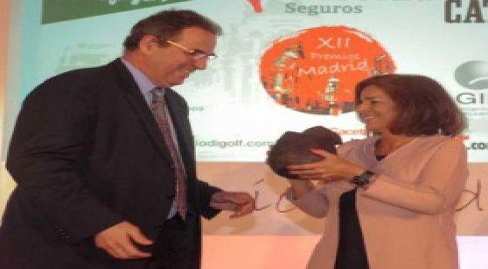 Valdebebas recibe el Premio Madrid 2014 a la Mejor Iniciativa Urbanística