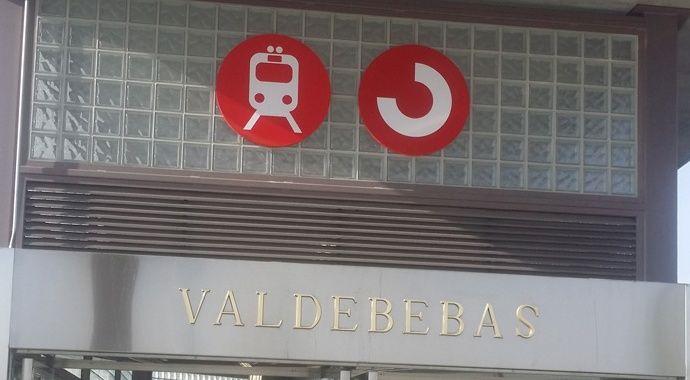 Abierta la estación de Cercanías de Valdebebas