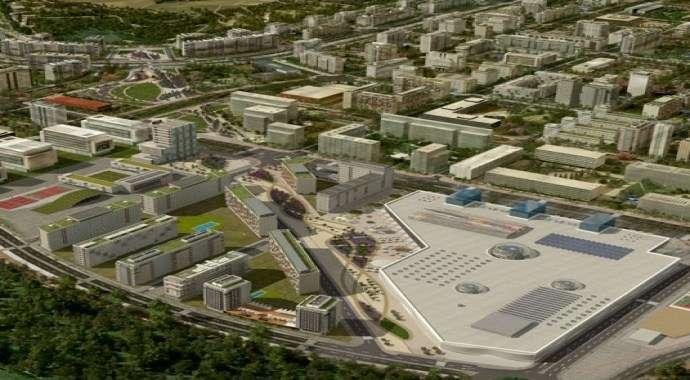 Aprobada la ejecución de las primeras plazas del eje de la Centralidad, que se van a ejecutar conjuntamente con el Parque Central de Valdebebas
