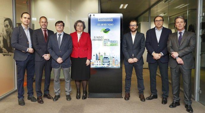 Encuentro Unidad Editorial: 'El nuevo urbanismo ante las necesidades de los ciudadanos'