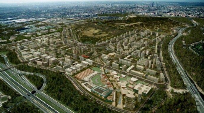 Luz verde para la ejecución del nuevo Parque Central de Valdebebas