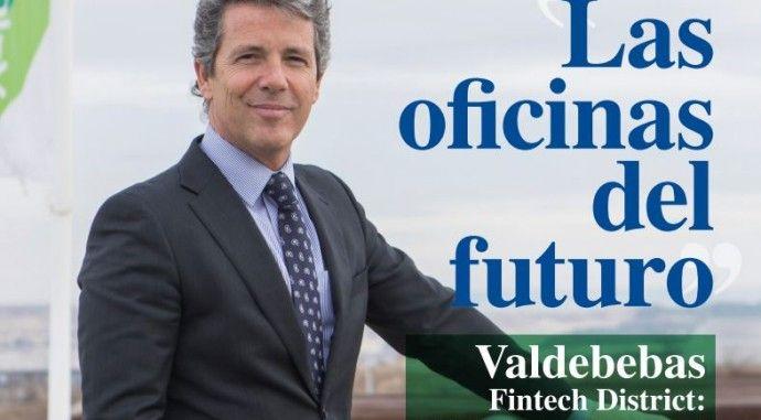 Las oficinas del futuro: Valdebebas Fintech District