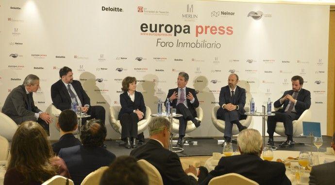 Valdebebas Fintech District protagonista del III Foro Inmobiliario de Europa Press