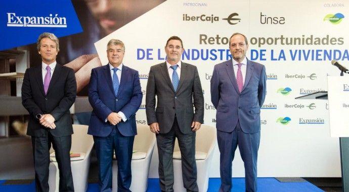 Valdebebas participa en las Jornadas inmobiliarias de Expansión 'Retos y oportunidades de la industria de la vivienda'