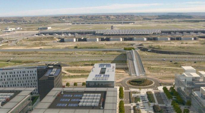 El Ayuntamiento de Madrid da luz verde al nuevo Proyecto de Urbanización de Valdebebas para completar las infraestructuras del barrio