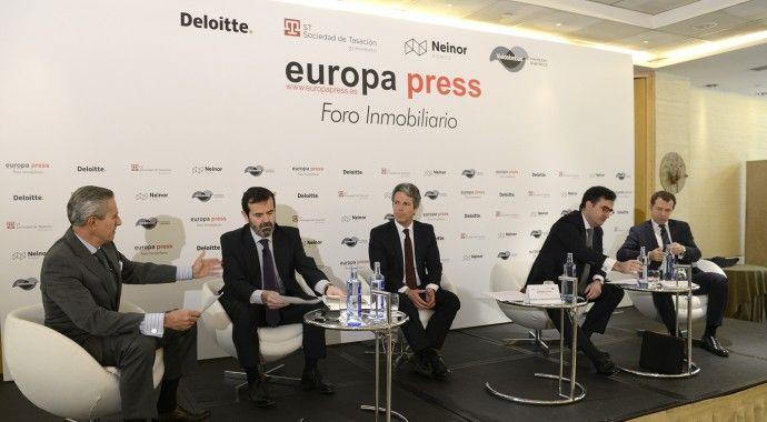 Valdebebas, protagonista del I Foro Inmobiliario de Europa Press sobre las tendencias y retos del sector en 2018
