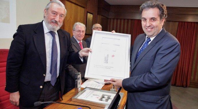 Valdebebas finalista del I Premio Ciudad y Territorio 'Albert Serratosa'