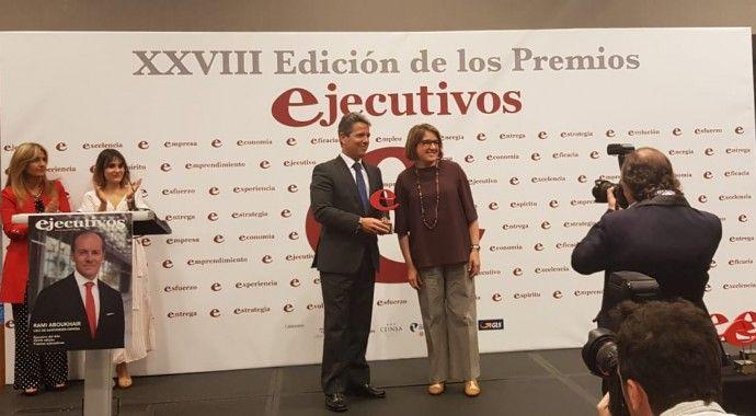 Valdebebas Fintech District, galardonado como 'Mejor Proyecto del año' por la revista Ejecutivos