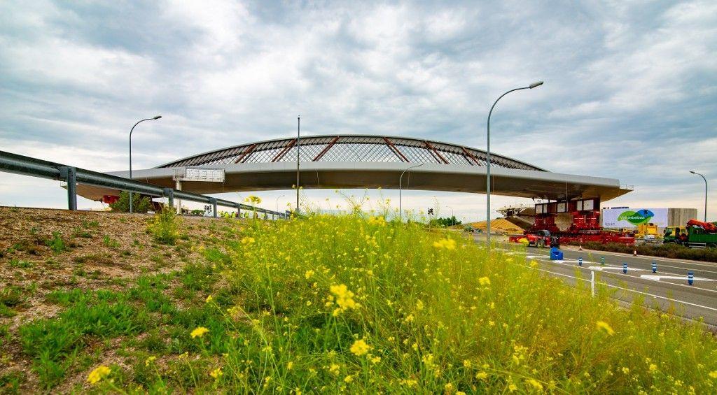 Puente de la Concordia de Valdebebas