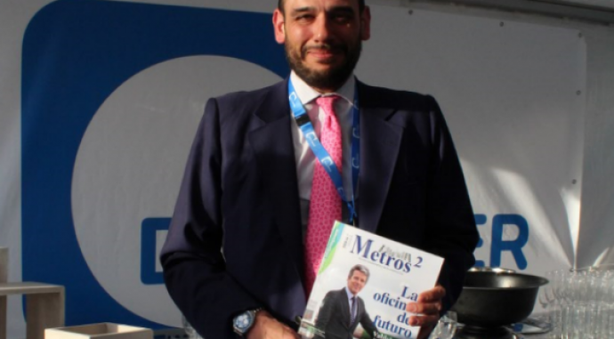 Valdebebas protagonista de la feria inmobiliaria MIPIM en Cannes