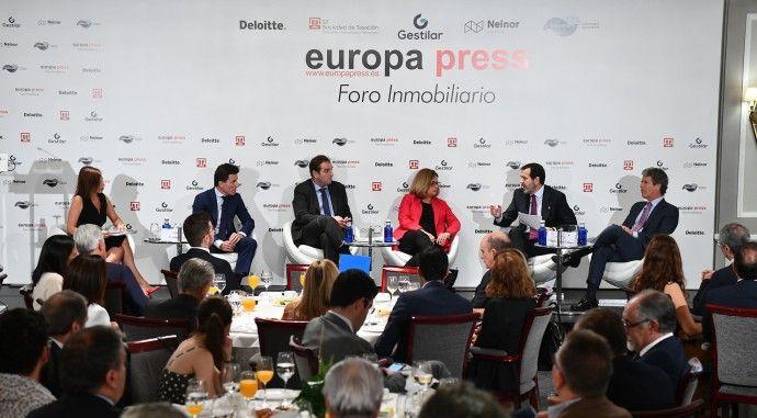 Foro Inmobiliario Europa Press: 'Los retos del acceso a la vivienda'