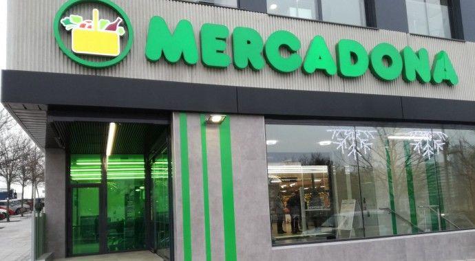 El supermercado Mercadona abre sus puertas en Valdebebas