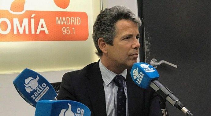 Marcos Sánchez, Gerente de la Junta de Compensación Valdebebas participa en el Foro Inmobiliario de Intereconomía para hablar sobre la modificación de la Ley de Suelo