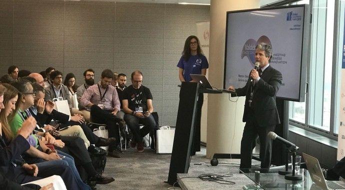 Valdebebas Fintech District presenta su proyecto ante los 120 directivos más influyentes del sector