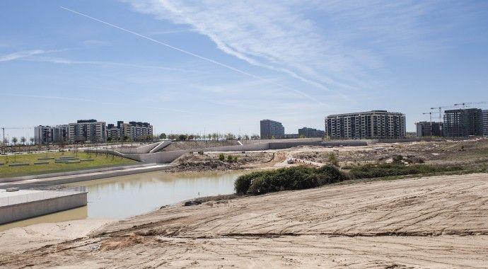 Valdebebas y el Ayuntamiento de Madrid alcanzan un principio de acuerdo para urbanizar el Parque Central
