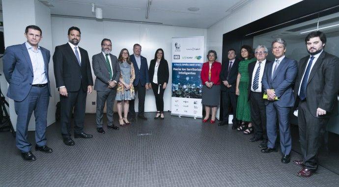 II Foro Smarts Cities 'Hacia los territorios inteligentes'