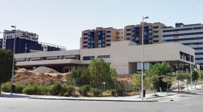 La Comunidad de Madrid dedica 3 millones a ampliar el colegio Di Stéfano, de Valdebebas