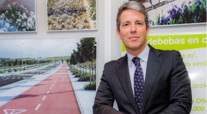 Marcos Sánchez, nuevo director gerente de la Junta de Compensación de Valdebebas
