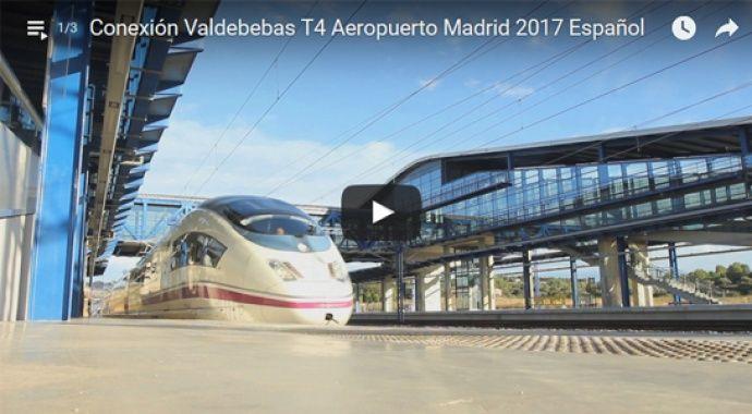 Valdebebas inicia la construcción del puente que unirá Madrid con el Aeropuerto Madrid-Barajas
