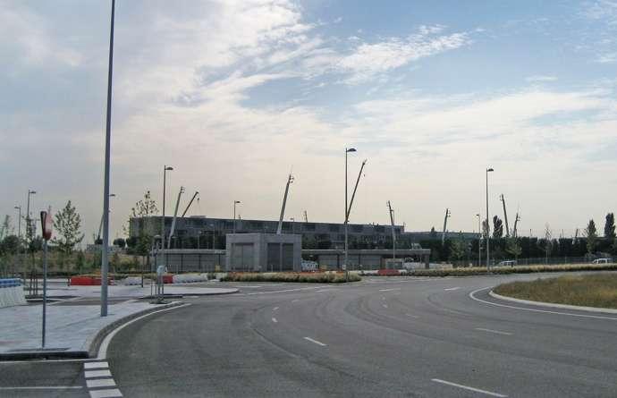 viviendas de jugadores del Real Madrid en su ciudad deportiva c26a239023c68