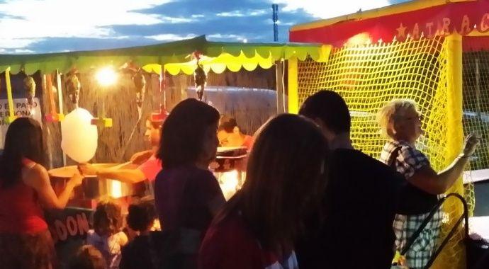 Miles de vecinos participaron en las primeras Fiestas de Valdebebas