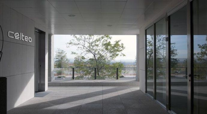 Las primeras oficinas corporativas se establecen en Valdebebas