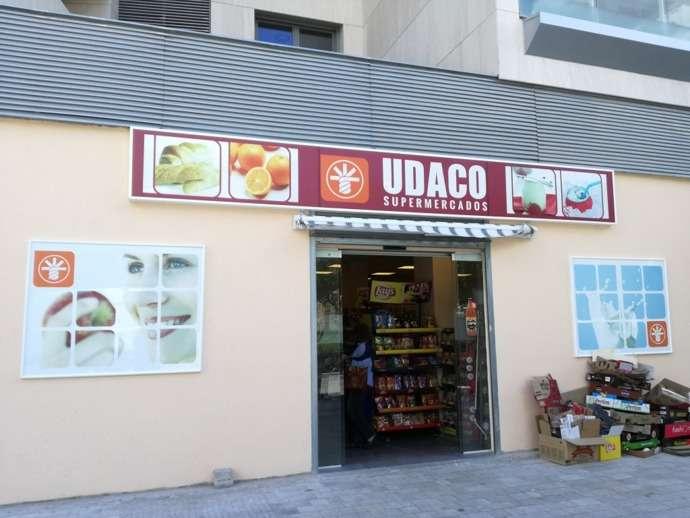 Apertura del primer supermercado de Valdebebas