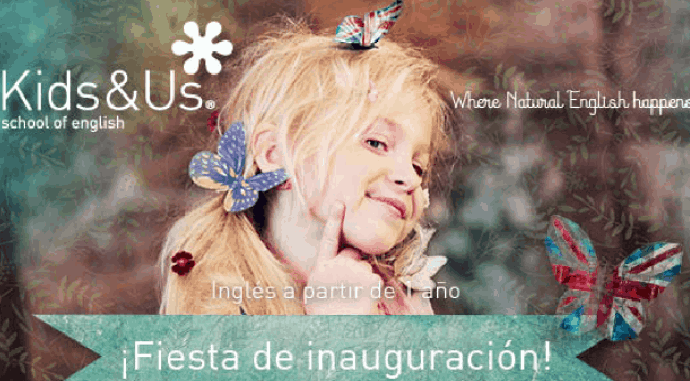 Kids&Us inaugura su centro en Valdebebas