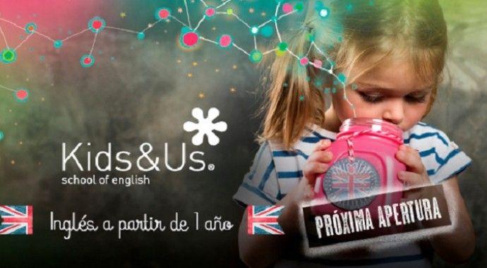 Kids&Us, la nueva escuela infantil de inglés en Valdebebas