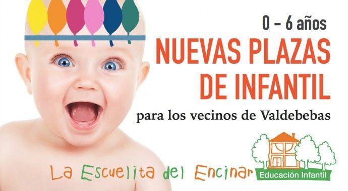 La Escuelita del Encinar crea plazas de infantil para los vecinos de Valdebebas