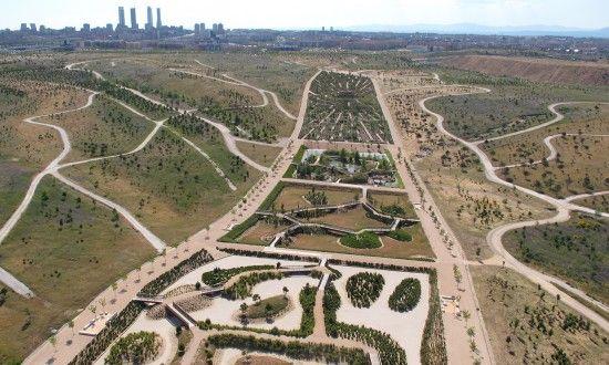 Felipe VI Wooded Park