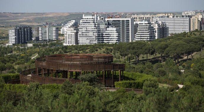 El Ayuntamiento de Madrid aprueba definitivamente la reparcelación económica de Valdebebas para volver a dar licencias de obra