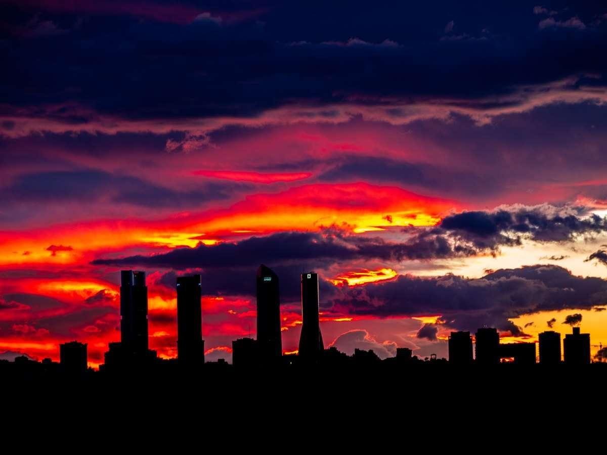 Las mejores vistas de Madrid