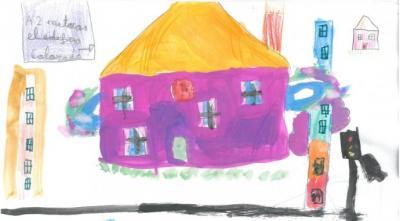Concurso: 'Así sueñan los niños la ciudad del futuro'