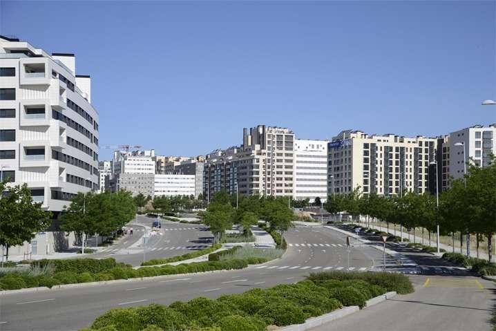 Valdebebas: proyecto de reparcelación económico aprobado definitivamente