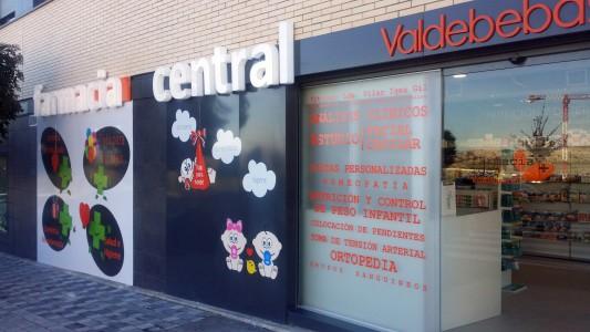 Valdebebas: Farmacia Igea, abierta 12 horas 365 días al año