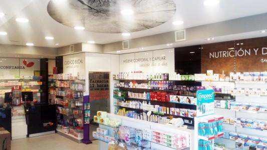 La nueva farmacia de Valdebebas cubre aspectos como nutrición, higiene corporal, productos para bebés e infancia